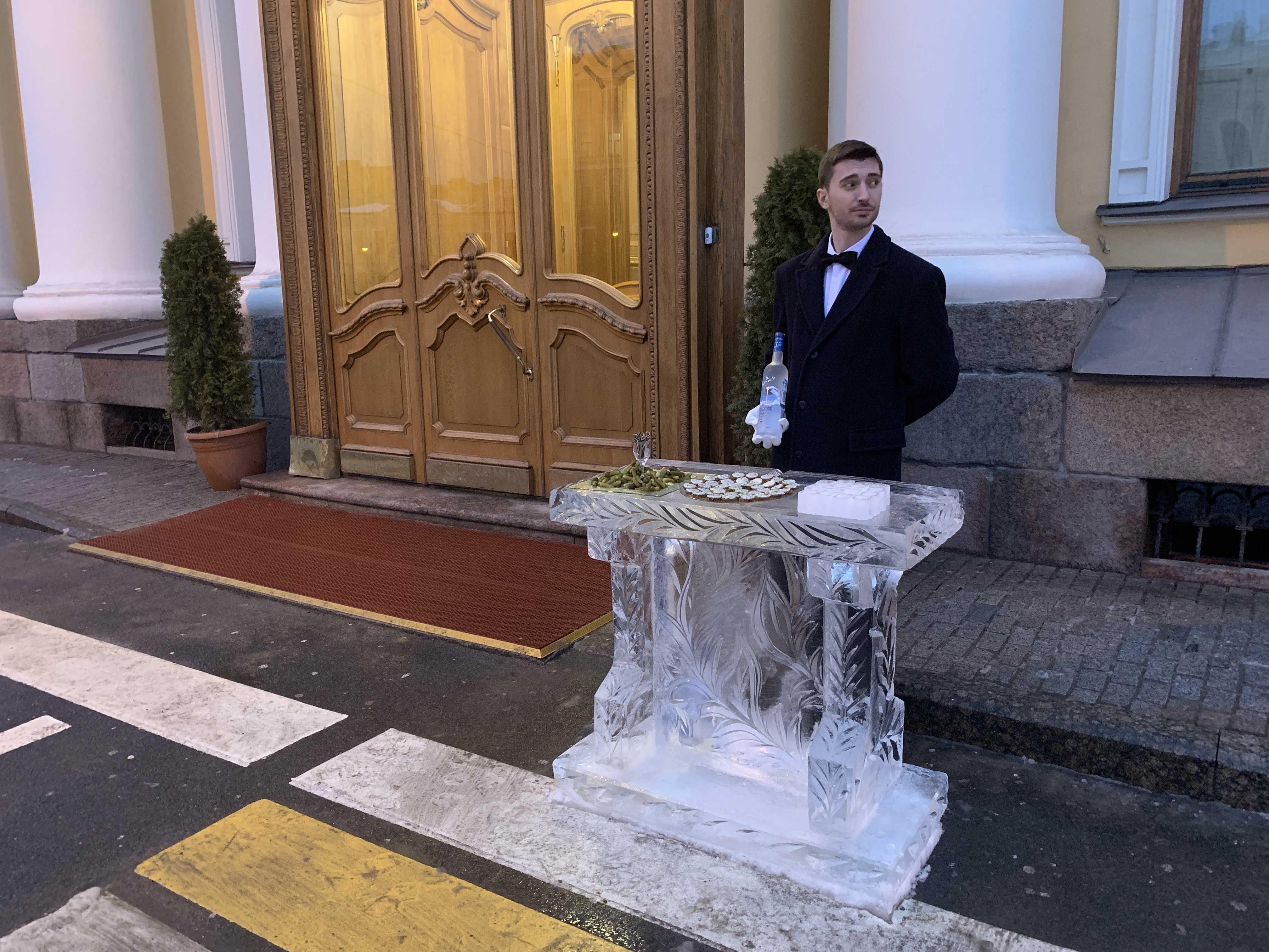 Частное мероприятие в Юсуповском дворце