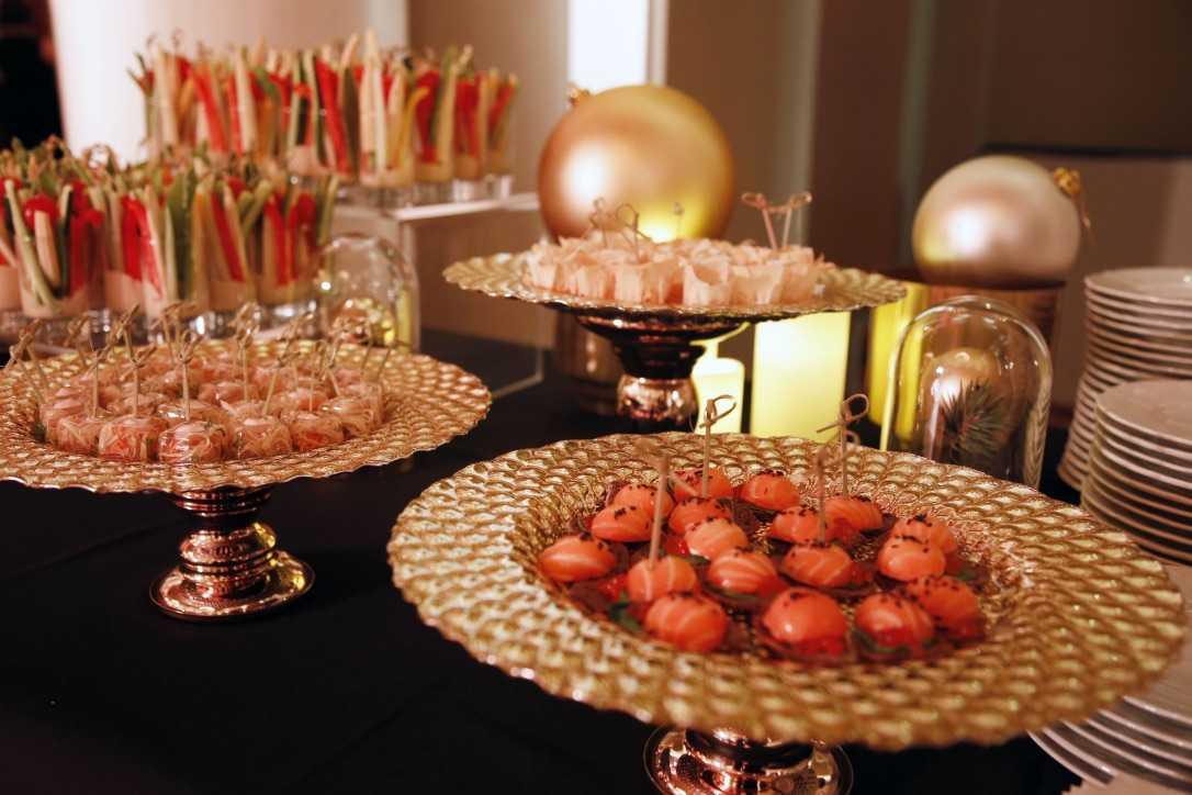 Новогодний прием в Юсуповском Дворце